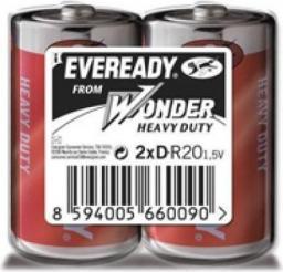 Energizer Bateria C / R14 2szt.