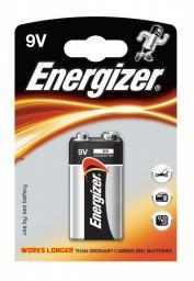 Energizer Bateria alkaliczna 6LR61 BASE 9V 1szt. - 7638900297409