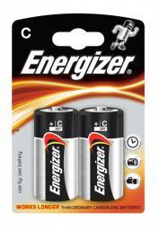 Energizer Bateria alkaliczna LR14 BASE C 2szt. - 7638900297324