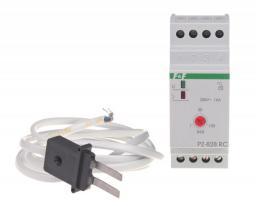 F&F Przekaźnik kontroli poziomu cieczy 16A 1P 1-100kOhm z sondą (PZ-828 RC)