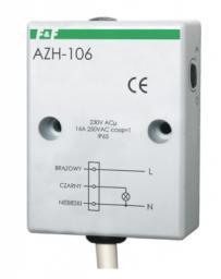 F&F Automat zmierzchowy 16A 230V 2-1000lx IP65 AZH-106