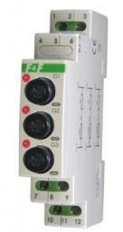Eti-Polam Gniazdo bezpiecznikowe cylindryczne 3P 5x20mm BZ-3