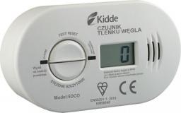 Kidde Czujnik 5DCO czadu z wyświetlaczem LCD + baterie (5DCO)