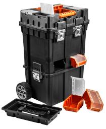 NEO Skrzynka narzędziowa HD Compact na kołach (84-115)