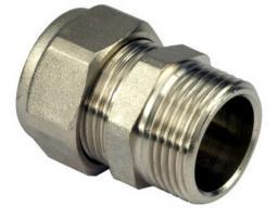 USTM Złączka 16x1/2 z gwintem zewnętrznym - MSZZ1612