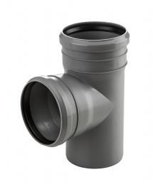 Wavin Trójnik PP kanalizacja wewnętrzna 50x40mm 87° (3261452860)