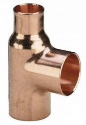 Viega Trójnik przyłącze lutowane 15mm 100131