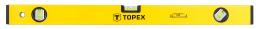 Topex Poziomnica aluminiowa 100cm 3 libelle magnetyczna podstawa (29C574)