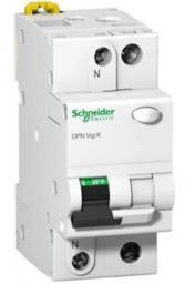 Schneider Wyłącznik różnicowo-nadprądowy DPN VIGI K 2P 20A C 0,03A typ AC - A9D20620