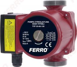 Weberman Pompa cyrkulacyjna 25-60 130 - 0204W