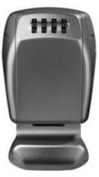 MasterLock Kasetka na klucze HD z zamkiem szyfrowym (5415EURD)