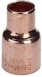 Viega Złączka redukcyjna 18-15mm miedziana 100520