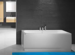 Sanplast Panel czołowy lewy Free Line 160cm  (620-040-0080-01-000)