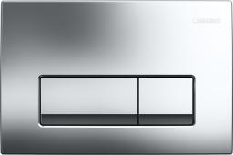 Przycisk spłukujący Geberit Delta 51 do WC chrom połysk (115.105.21.1)