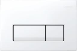 Przycisk spłukujący Geberit Delta 51 do WC biały (115.105.11.1)