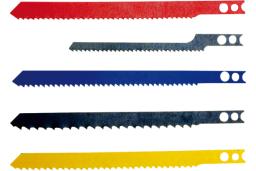 Top Tools Brzeszczoty do wyrzynarki uchwyt typu T 5szt. - 64H207