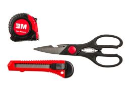 Top Tools Zestaw narzędzi 3szt. - 17B532
