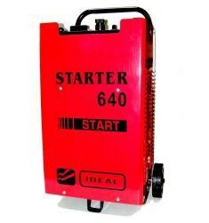 Ideal Prostownik do ładowania akumulatorów z funkcją rozruchu 640 STARTER640