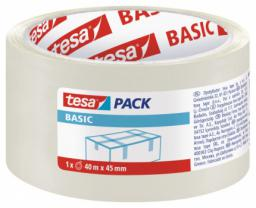 Tesa Taśma pakowa Basic bezbarwna 40m 45mm (H5857400)