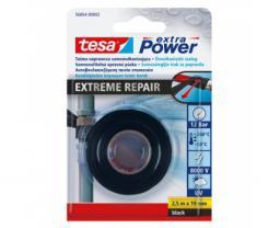 Tesa Taśma EXTREME samowulkanizująca silikonowa 2,5m 19mm czarna H5606402
