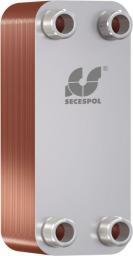 Secespol Wymiennik ciepła LB31 30 płyt (0203-0063)