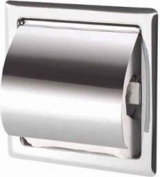 Stella Uchwyt na papier toaletowy podtynkowy stal nierdzewna (21.001)