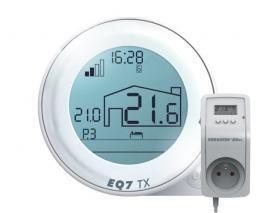 Euroster Regulator temperatury Q7 TX (EQ7TXRX)