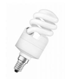 Świetlówka kompaktowa Osram Dulux Star Mini Twist E14 12W (4008321605955)
