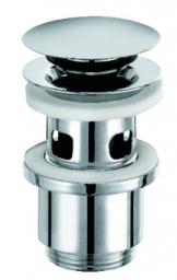 KLUDI Korek automatyczny klik-klak duży chrom (1042405-00)