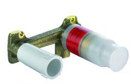 KLUDI Element podtynkowy do baterii umywalkowej ściennej Bozz (38243)