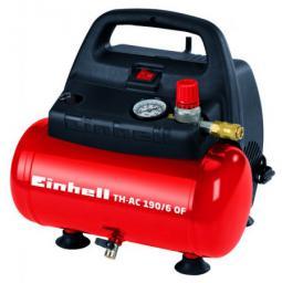 Sprężarka tłokowa Einhell TH-AC 8bar 6L (4020495)