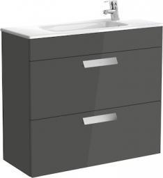 Zestaw szafka z umywalką ROCA Debba 79cm antracyt (A855907153)
