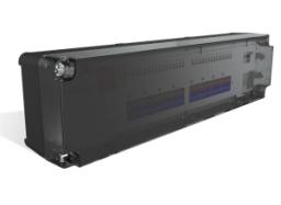 Salus Listwa centralna 8-strefowa do sterowania ogrzewaniem podłogowym - KL08NSB