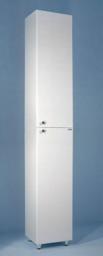 Durlik Słupek Metro 30cm biały połysk (SM300W04C-0007)