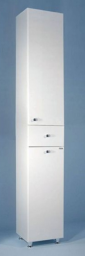 Durlik Słupek Metro 30cm biały połysk (SM300W10C-0007)
