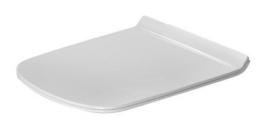 Deska sedesowa Duravit DuraStyle wolnoopadająca biała (0060590000)