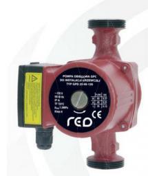 Red Pompa obiegowa C.O.  25-60 220V R022101002