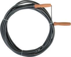 Dedra Spirala do udrażniania kanalizacji 6mm 3m ocynk (12H603)