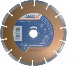 Dedra Tarcza segmentowa diamentowa do cięcia 125mm 22,2mm H1107