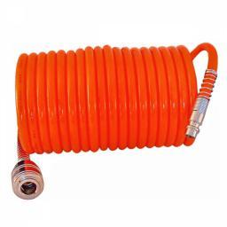 Pansam Wąż pneumatyczny spiralny 5mm 5m (A533090)