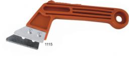 Dedra Skrobak glazurniczy 50mm + zapasowe ostrze (1115)