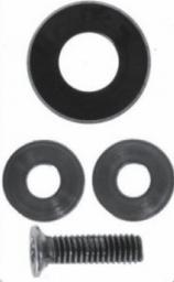 Dedra Kółko tnące ze śrubą i panewkami 22 x 2mm do maszyn do cięcia glazury (DED0022)