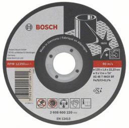 Bosch Tarcz tnąca prosta BEST FOR INOX Rapido 125mm (2.608.600.549)