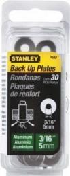 Stanley Podkładka aluminiowa pod nity 5mm, 30szt. (PBA6T1)