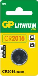 GP Bateria Cell CR2016 1szt.