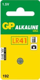 GP Bateria Cell LR41 1szt.