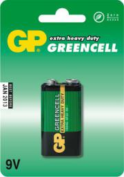 GP Bateria Greencell 9V Block 1szt.