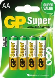 GP Bateria AA / R6 4szt.