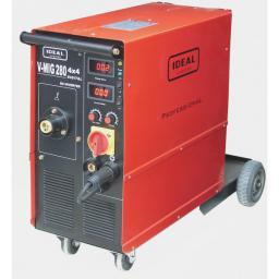 Ideal Półautomat spawalniczy inwentorowy V-MIG 280 4x4 DIGITAL -  V-MIG280