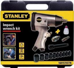 """Stanley Klucz pneumatyczny 1/2"""" 260Nm + 10 nasadek (160157XSTN)"""